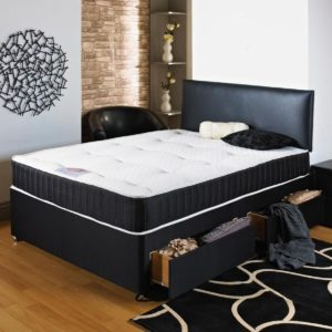 Cheap 4FT Small Double Divan Bed Base