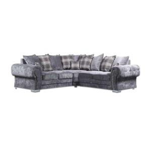 Verona Corner Fabric Sofa