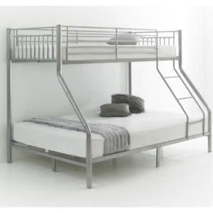 Trio Metal Bunk Bed