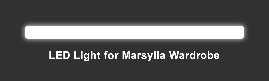 marsyliya wardrobe LED Light