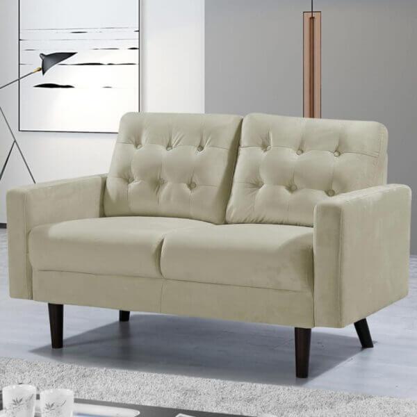 2 seater Mazz Velvet Sofa