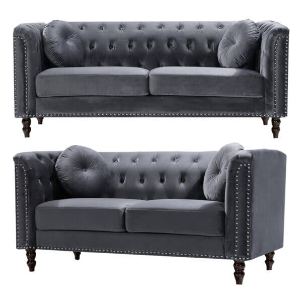 3 and 2 Seater Florence Sofa Set