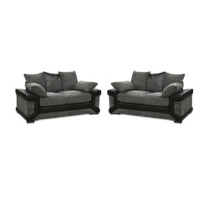 Dino Fabric Sofa - 2 n 3 Seater