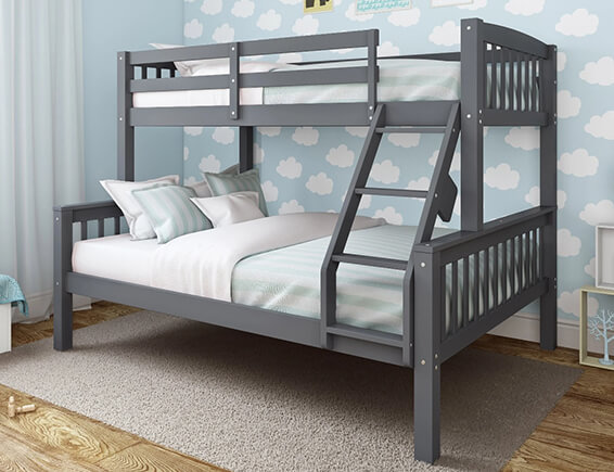 Bunk Beds, Soft Touch Beds