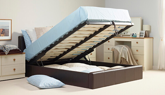 Storage Beds, Soft Touch Beds